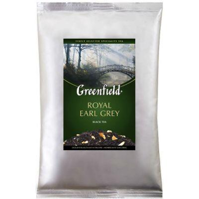Чай Greenfield Роял Эрл Грей 250г. чай лист.черн.с доб.м/у ХРК 0975-15
