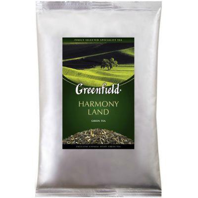 Чай Greenfield Хармони Лэнд 250г. чай лист зел.м/у ХРК 0978-15