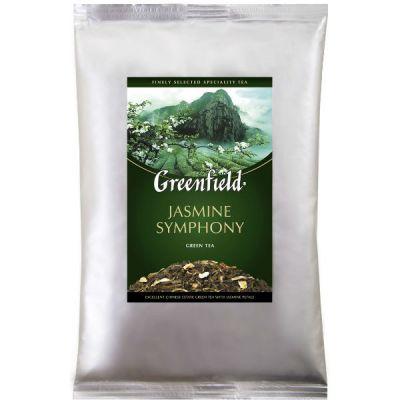 Чай Greenfield Жасмин Симфони 250г. чай лист зел.с доб.м/у ХРК 0979-15
