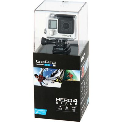 Экшн камера GoPro Hero 4 Black Edition Music CHDBX-401