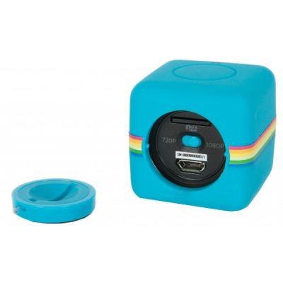 Экшн камера Polaroid Cube Blue POLC3BL