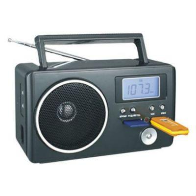 Сигнал радиоприемник портативный БЗРП РП-204 черный