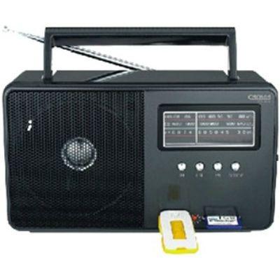 Сигнал радиоприемник портативный БЗРП РП-206 черный