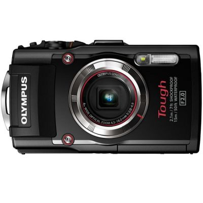 ���������� ����������� Olympus Tough TG-3 black V104140BE000