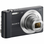 Компактный фотоаппарат Sony Cyber-shot DSC-W810 black DSCW810B.RU3