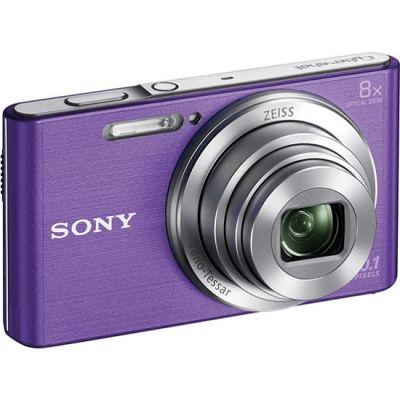 ���������� ����������� Sony Cyber-shot DSC-W830 violet DSCW830V.RU3