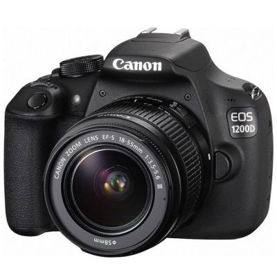 ���������� ����������� Canon EOS 1200D EF-S 18-55 DC III ������ 9127B009