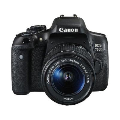 ���������� ����������� Canon EOS 750D ������ 0592C005