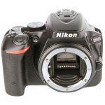 Зеркальный фотоаппарат Nikon D5500 Body черный VBA440AE