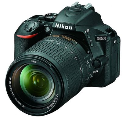 ���������� ����������� Nikon D5500 Kit 18-140 VR ������ VBA440KR02