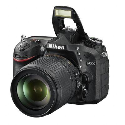 ���������� ����������� Nikon D7200 KIT 18-105VR ������ VBA450K001