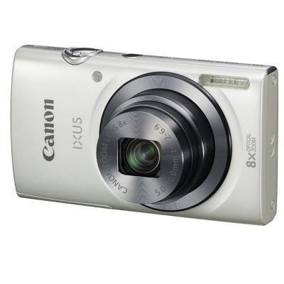 Компактный фотоаппарат Canon IXUS 160 белый 0141C001