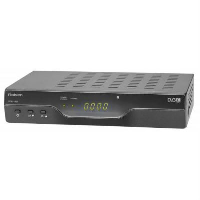 Ресивер Rolsen DVB-C RDB-405A 1-RLDB-RDB-405A