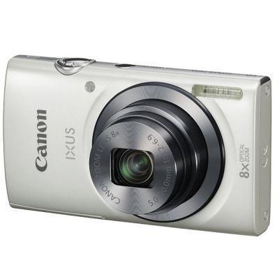 Компактный фотоаппарат Canon IXUS 165 серебристый 0149C001