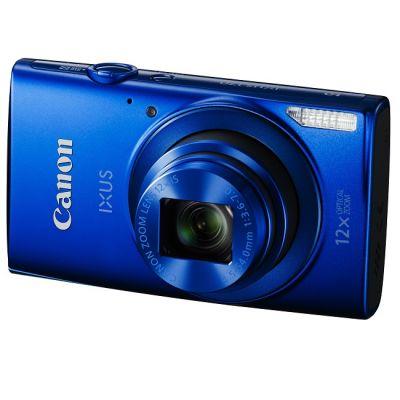 Компактный фотоаппарат Canon IXUS 170 синий 0131C001
