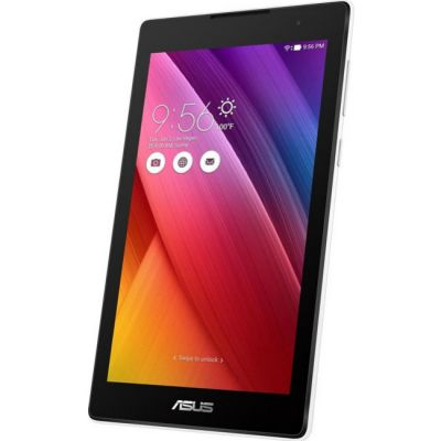 Планшет ASUS ZenPad C 7.0 Z170CG 16Gb 3G White 90NP01Y2-M00770
