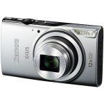 Компактный фотоаппарат Canon IXUS 275 HS серебристый 0159C001