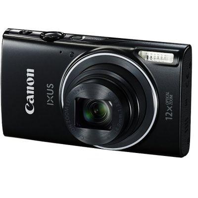 Компактный фотоаппарат Canon IXUS 275 HS черный 0156C001