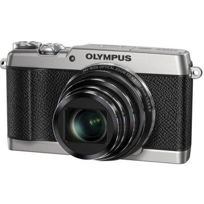 Компактный фотоаппарат Olympus SH-1 серебристый V107080SE000