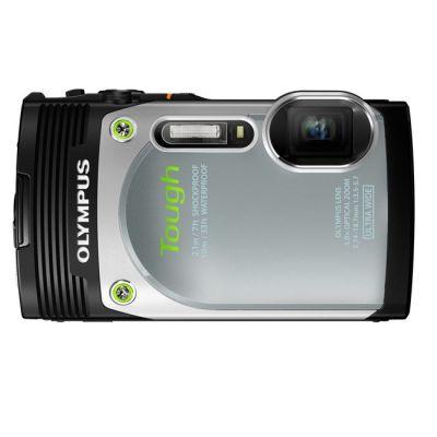 Компактный фотоаппарат Olympus TOUGH TG-850 серебристый V104150SE000