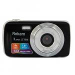 Компактный фотоаппарат Rekam iLook S750i черный 1108005091