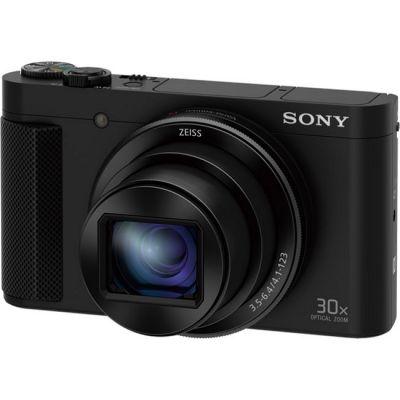 Компактный фотоаппарат Sony Cyber-shot DSC-HX90B черный DSCHX90B.RU3