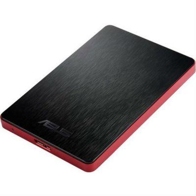 "Внешний жесткий диск ASUS PF301 USB 3.0 500Gb 2.5"" красный 90XB00L0-BHD010"