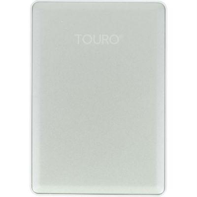 """Внешний жесткий диск HGTS HTOSEA10001BDB USB 3.0 1Tb Touro S (7200 об/мин) 2.5"""" серебристый 0S03730"""