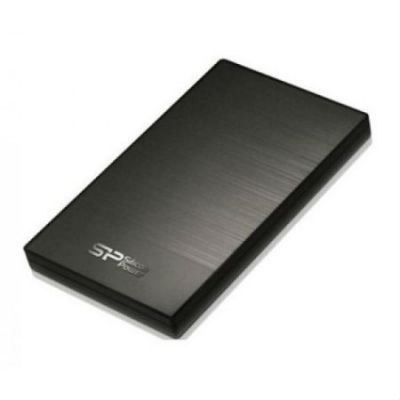 "Внешний жесткий диск Silicon Power USB 3.0 1Tb Diamond D06 2.5"" черный SP010TBPHDD06S3K"