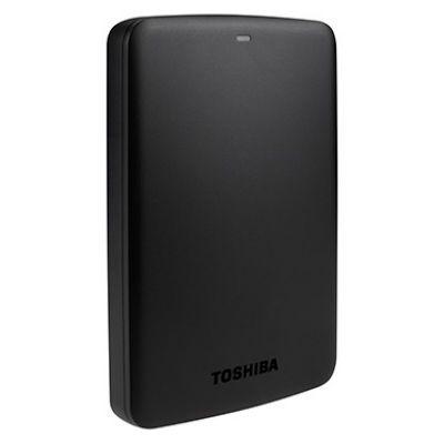"Жесткий диск Toshiba USB 3.0 1Tb Canvio Basics 2.5"" черный HDTB310EK3AA"