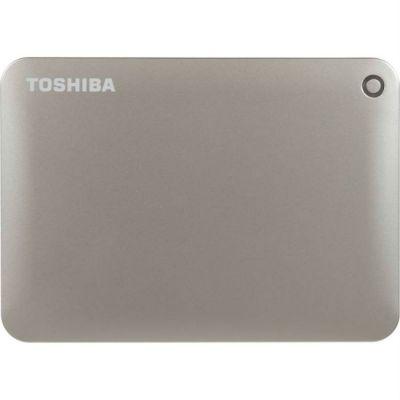 "Жесткий диск Toshiba USB 3.0 2Tb CANVIO Connect II 2.5"" золотистый HDTC820EC3CA"