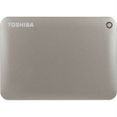 "Жесткий диск Toshiba USB 3.0 500Gb CANVIO Connect II 2.5"" золотистый HDTC805EC3AA"