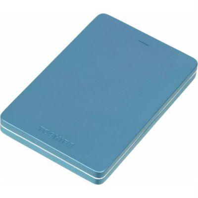 """������� ���� Toshiba USB 3.0 500Gb Canvio Alu 2.5"""" ������� HDTH305EL3AA"""