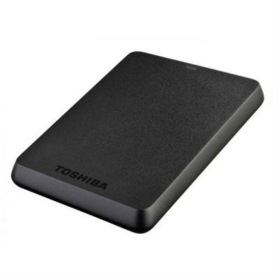 """Жесткий диск Toshiba USB 3.0 500Gb Stor.e Plus 2.5"""" черный HDTP105EK3AA"""