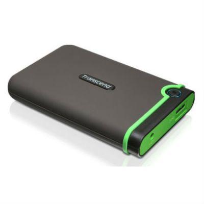 """������� ���� Transcend USB 3.0 1Tb StoreJet 25M3 (5400 ��/���) 2.5"""" ������ TS1TSJ25M3"""