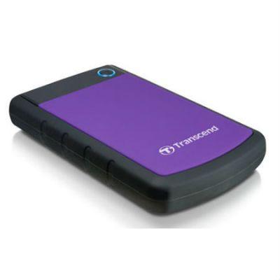 """������� ���� Transcend 500Gb 2.5"""" USB 3.0 TS500GSJ25H3P"""