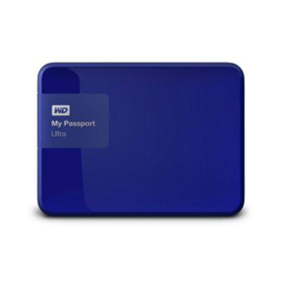 "������� ���� Western Digital Original USB 3.0 2Tb My Passport Ultra (5400 ��/���) 2.5"" ����� WDBNFV0020BBL-EEUE"