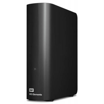 "Жесткий диск Western Digital Original USB 3.0 2Tb Elements Desktop 3.5"" черный WDBWLG0020HBK-EESN"