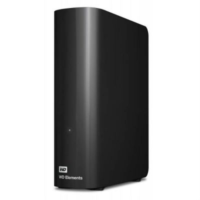 "Жесткий диск Western Digital Original USB 3.0 3Tb Elements Desktop 3.5"" черный WDBWLG0030HBK-EESN"