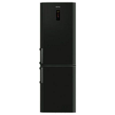 Холодильник Beko RCNK320E21A черный