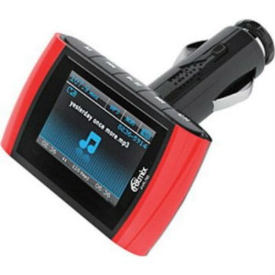 Ritmix FM трансмиттер FMT-A765