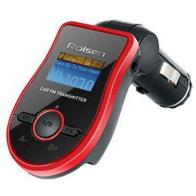 Rolsen FM ����������� RFA-380 ������ MicroSD USB PDU (1-RLCA-RFA-380)