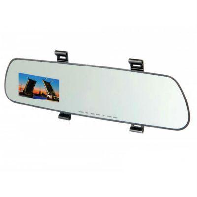 Каркам Видеорегистратор Зеркало А7 + GPS модуль