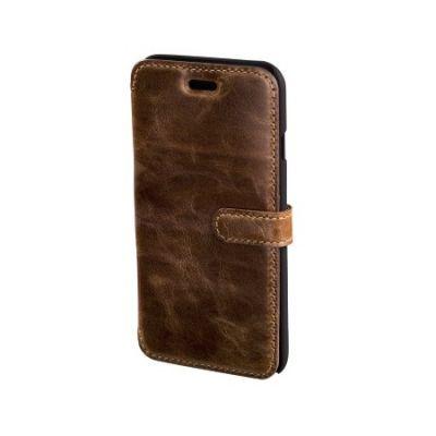 Чехол Hama -книжка для Apple iPhone 6 PrimeLine коричневый 135029