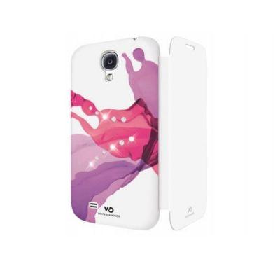 Чехол Hama -книжка для Samsung Galaxy S4 Crystal WD розовый 152633