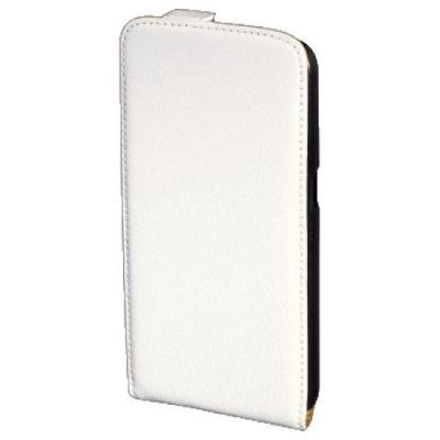 Чехол Hama -книжка для Samsung Galaxy S6 белый (00136701) 136701