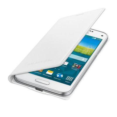 ����� Samsung -������ ��� Galaxy S 5 mini ����� (EF-FG800BWEGRU)