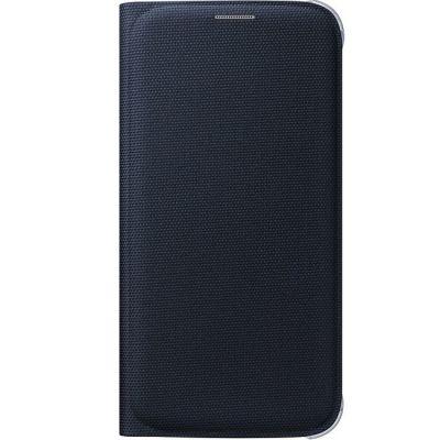 Чехол Samsung -книжка для Galaxy S6 Flip Wallet черный (EF-WG920BBEGRU)