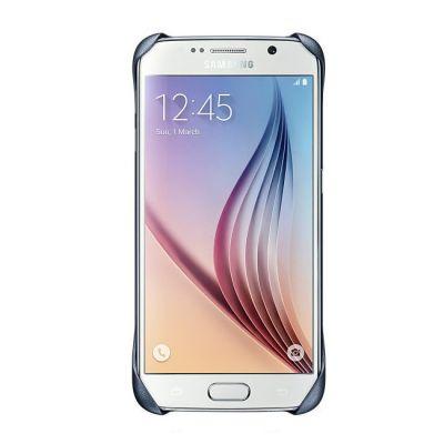 Чехол Samsung клип-кейс для Galaxy S6 Protective Cover черный (EF-YG920BBEGRU)