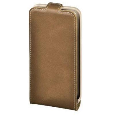 Чехол Hama -раскладушка для iPhone 6 Guard Case коричневый (00135023) 135023